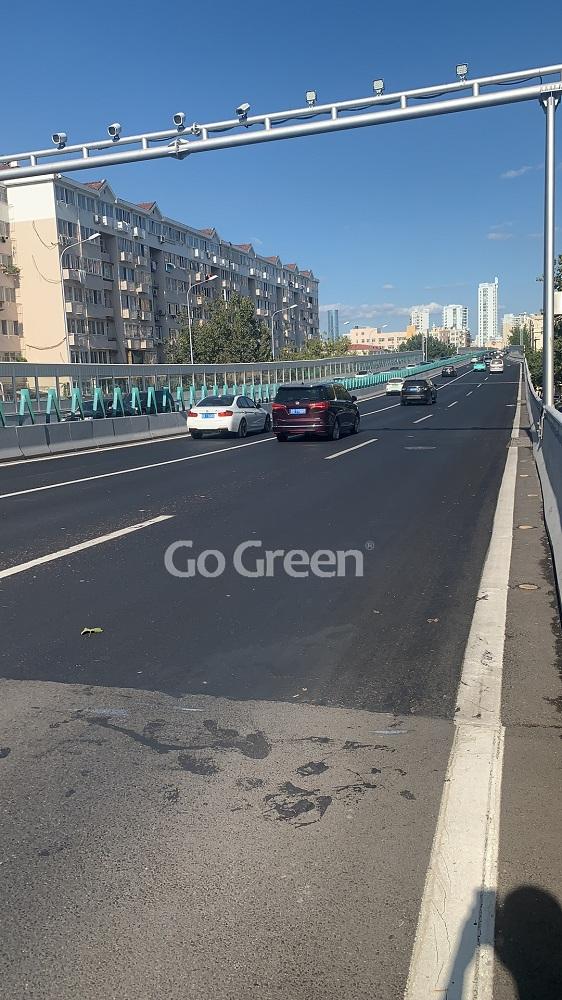 Go Green El sellador asfalto de alta viscosidad para pavimentación de carreteras elevadas