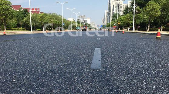 Proyecto de sellador de pavimento de asfalto en Guangxi